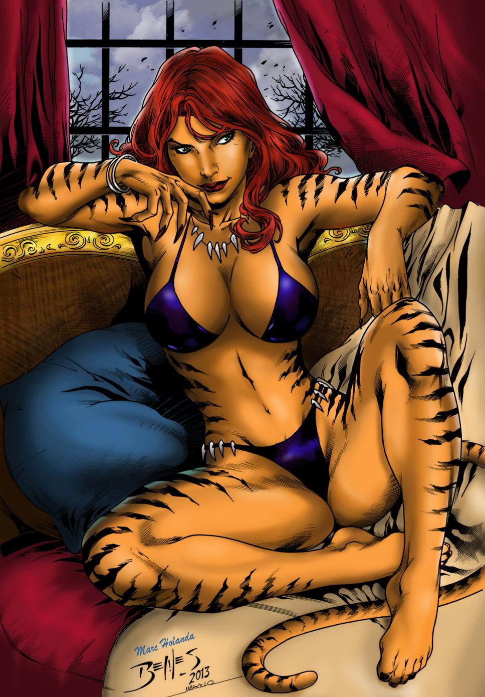 Русс порно тигр 2 фотография