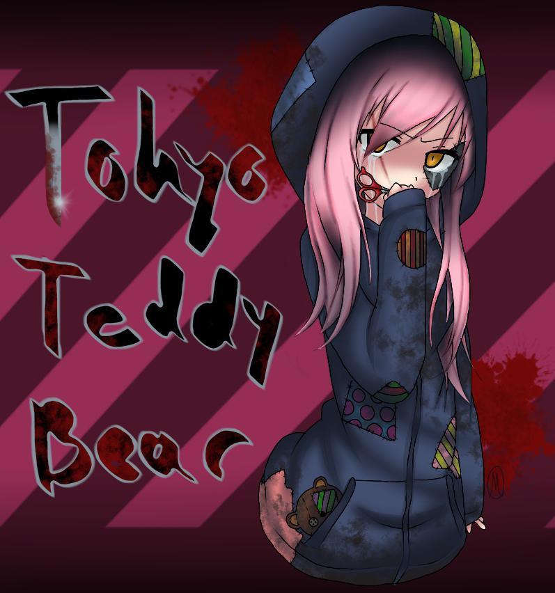 {UTAU} Tokyo Teddy Bear [Koyanagi Sayuki] by Mango-tama