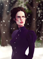 Vanessa Ives by cosmogirll