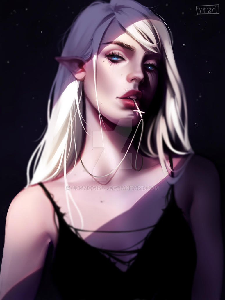 Elf by cosmogirll