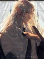Modern Sesshomaru by cosmogirll