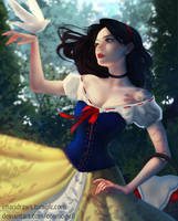 Snow White by cosmogirll