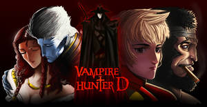 Vampire Hunter D: Bloodlust by Paganflow