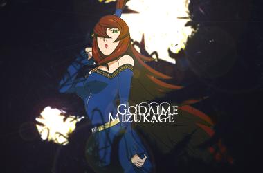 Godaime Mizukage by BlueFenixDz