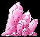 [F2U] Pink Crystals
