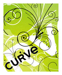 Curve Poster by TheRyanFord