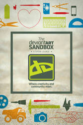 dA Sandbox iPhone Wallpaper by TheRyanFord