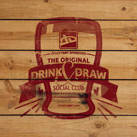 Drink Draw Woodpaint by TheRyanFord