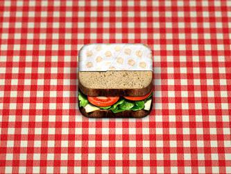 Sandwich iOS Icon
