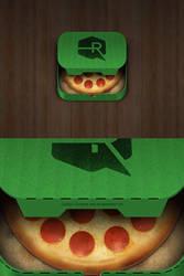 Pizza iOS App Icon