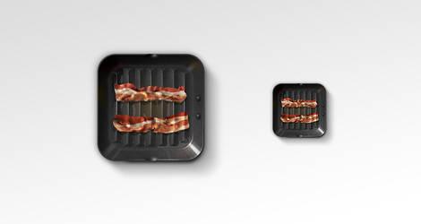 Bacon Diet App Icon