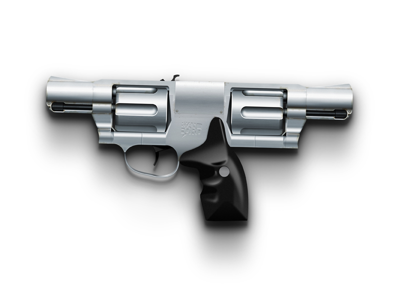 Catch 22 Gun