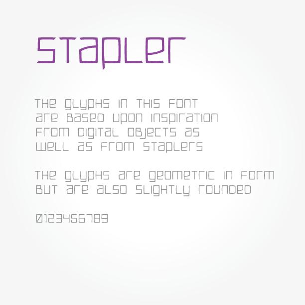 Stapler WIP by TheRyanFord