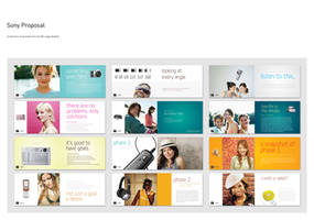 Sony Proposal Booklet by TheRyanFord