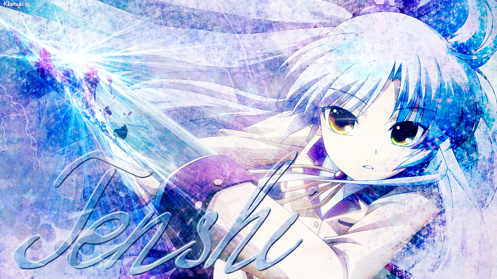 Wallpaper Kanade Tachibana [Angel Beats !] by Kilamuki