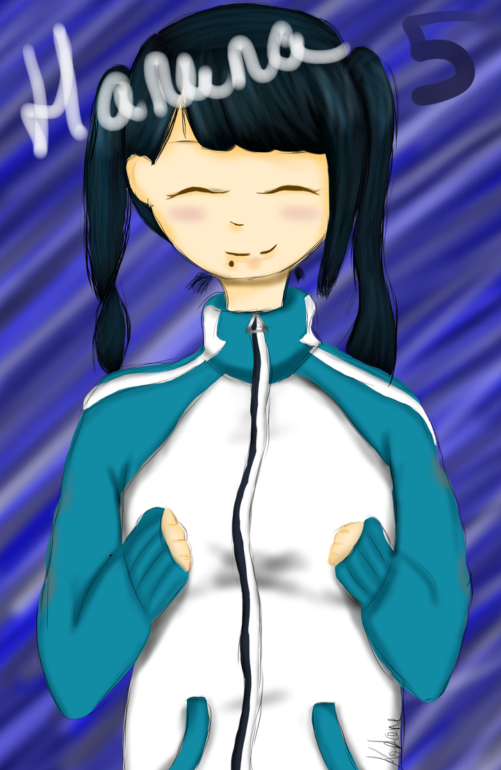Haruna by Kilamuki