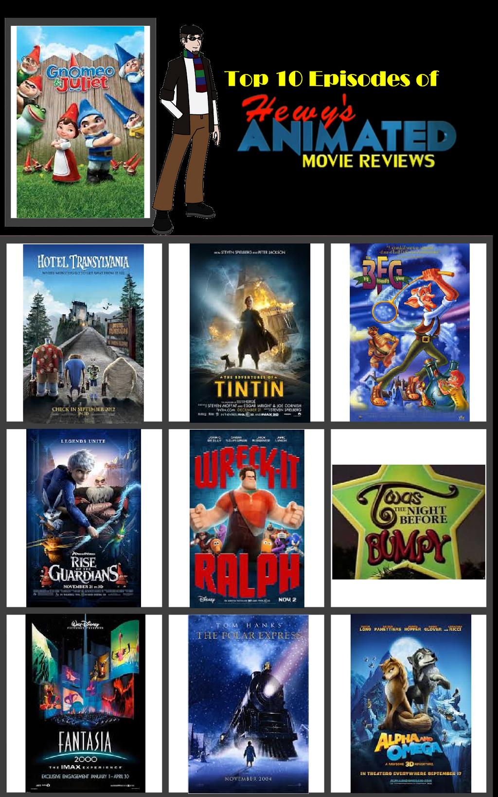 Top movie reviews
