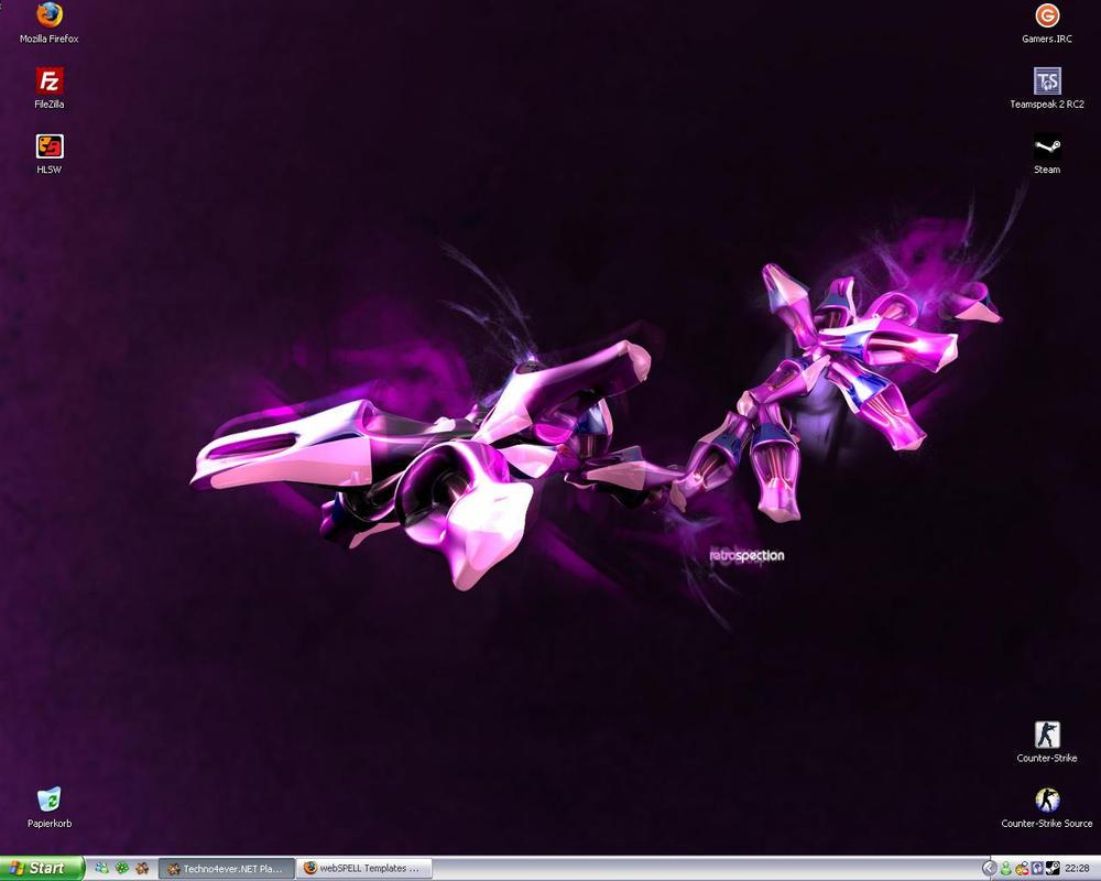 Mein Desktop vom 24.07.2008 by PrimusXxX