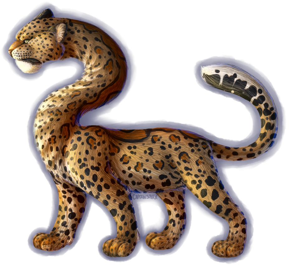 Serpopard by captainsparx