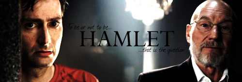 Hamlet banner by PaisCharos