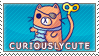 Curiously Cute Stamp 2 by curiouslycute