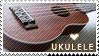 Ukulele Stamp