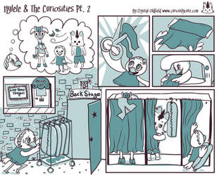 Hylele and The Curiosities pt. 2 by curiouslycute