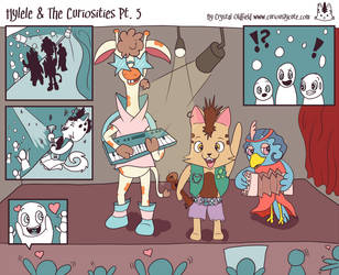 Hylele and The Curiosities pt. 3 by curiouslycute