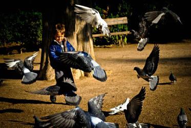 Feed the birds by karlitos-nightmare