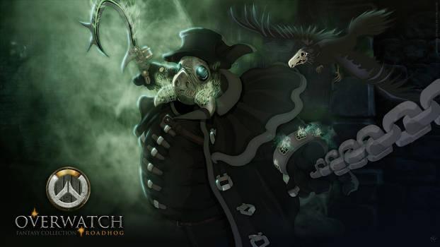 Roadhog (Medieval/fantasy Overwatch series part 1)
