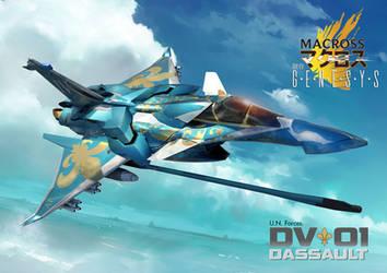 Macross Genesys DV-01