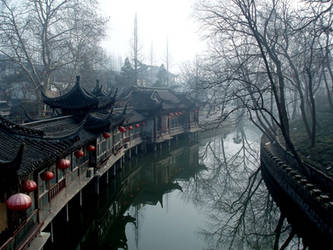 Yangzhou Slender West Lake china by sjzheng
