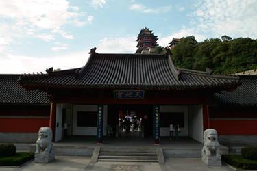Tianfei_Palace_Nanjing china