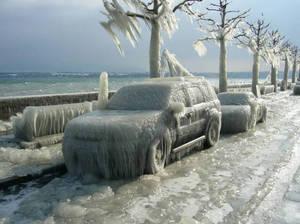 china  shenyang Severe winter