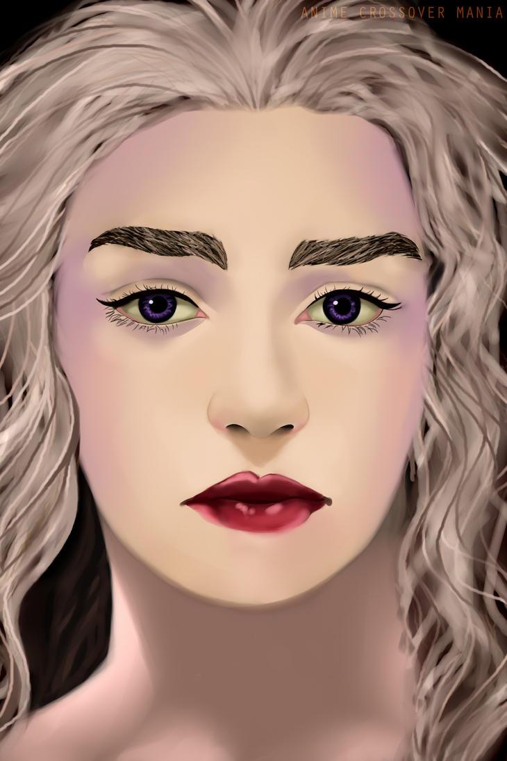 Daenerys Targaryen by AnimeCrossoverMania