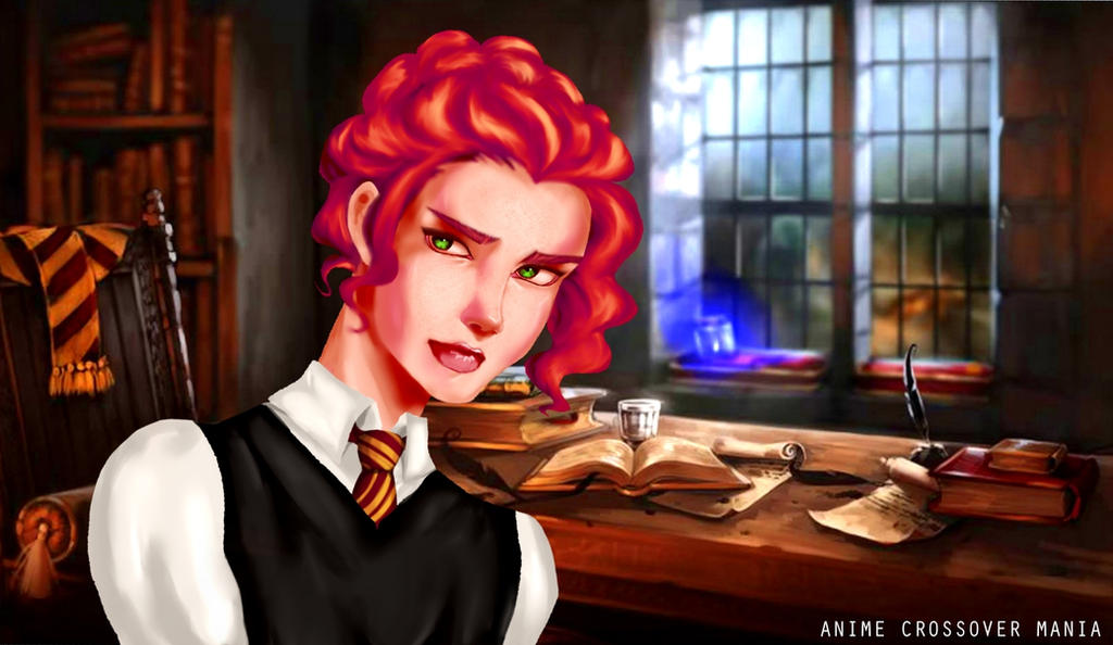 Lily Evans by AnimeCrossoverMania