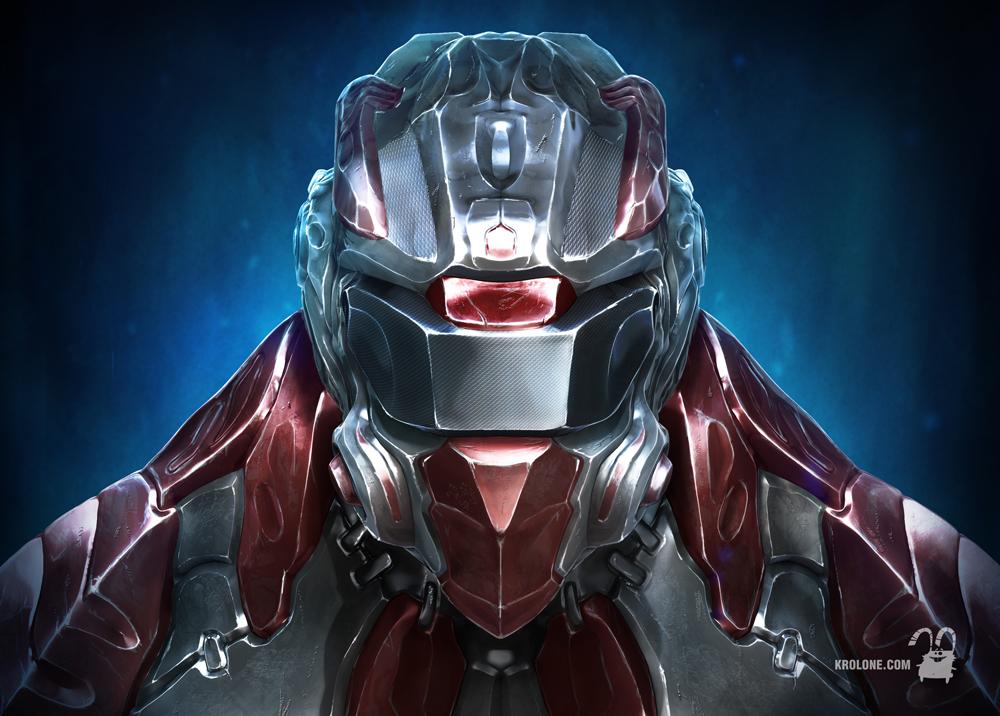 Cyborg R by krolone