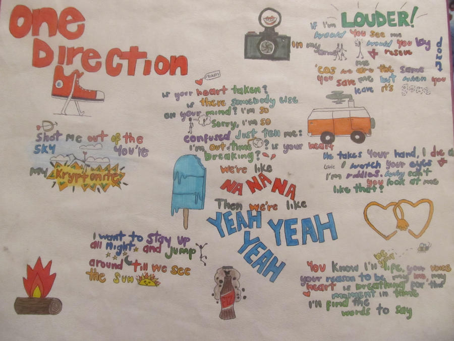 One Direction Drawing Quotes One Direction-Ly