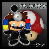 Dr. MarioChao by CCmoonstar23