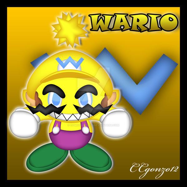 Wario Chao by CCmoonstar23