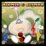 Pikmin and Olimar Chao