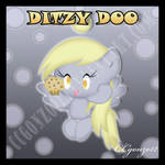 Ditzy Doo Chao by CCmoonstar23