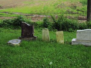 Evans Rd Cemetery 11