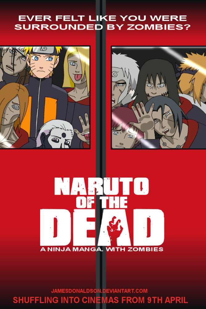 Naruto 489 by JamesDonaldson