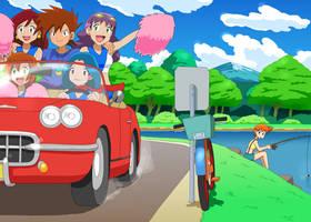 Pokemon: Episode 1 by JamesDonaldson