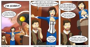 Bioshock Infinity and Beyond