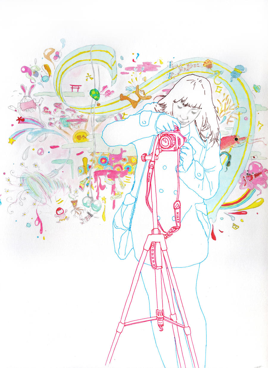 Other me series - 06 Diana by TheFalconBigBollocks