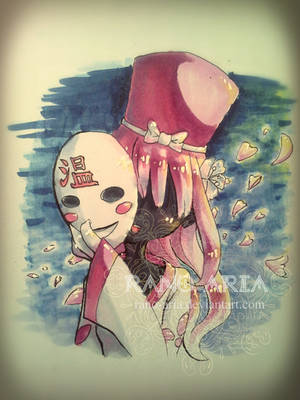 Commission: Fuyuko by Rano-Aria
