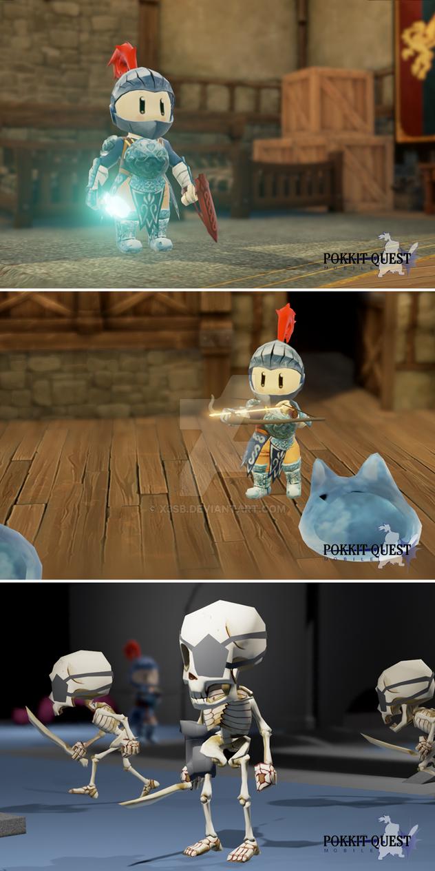 Pokkit Quest HD Screenshots by x3sb