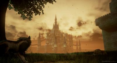 Zelda: Twilight Princess in UE4 | p1 by x3sb